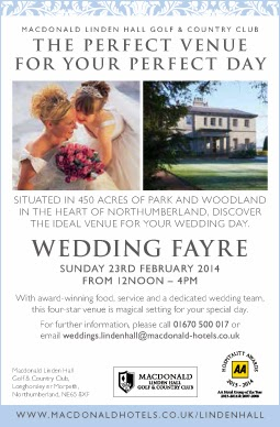 Linden Hall Wedding Fayre