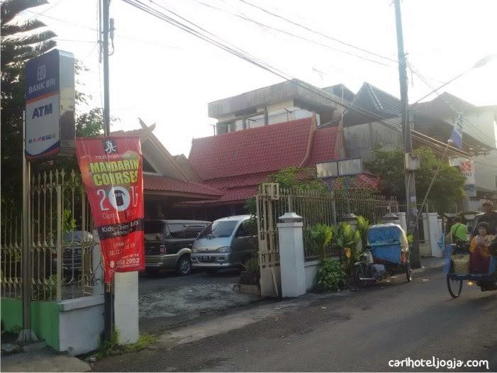 Punta Dewo Hotel Dagen Yogyakarta