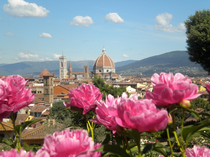 Istituto europeo firenze known and hidden gardens in florence - Giardino delle rose firenze ...