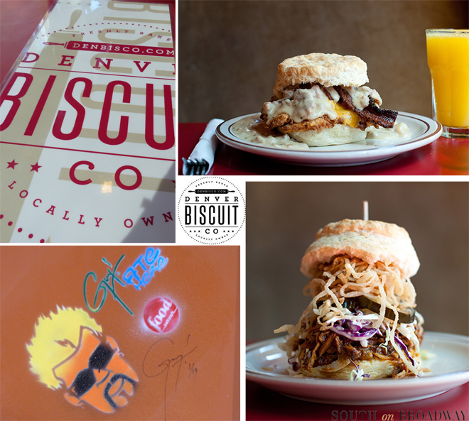 Denver Biscuit Company: South On Broadway: Restaurant Review // Denver Biscuit Company