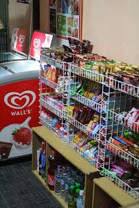 "My 2nd World - Our Corner Grocery Store  ""Warung Barokah """