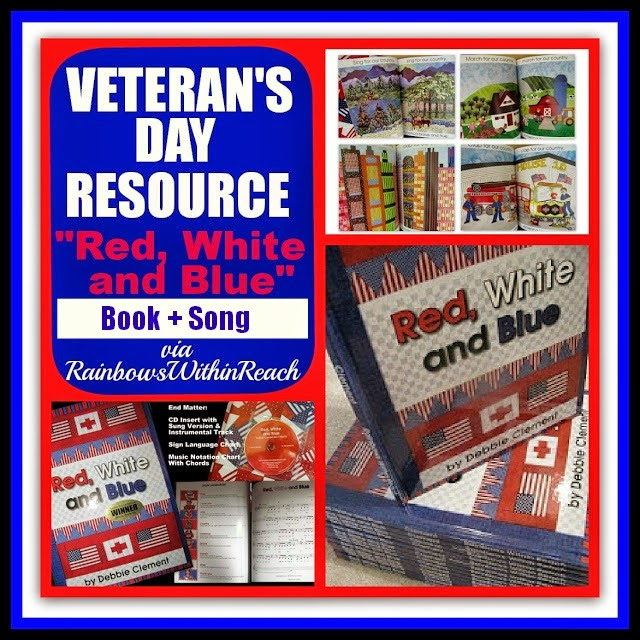 Veteran's Day Observance: Patriotic Picture Book for Performance