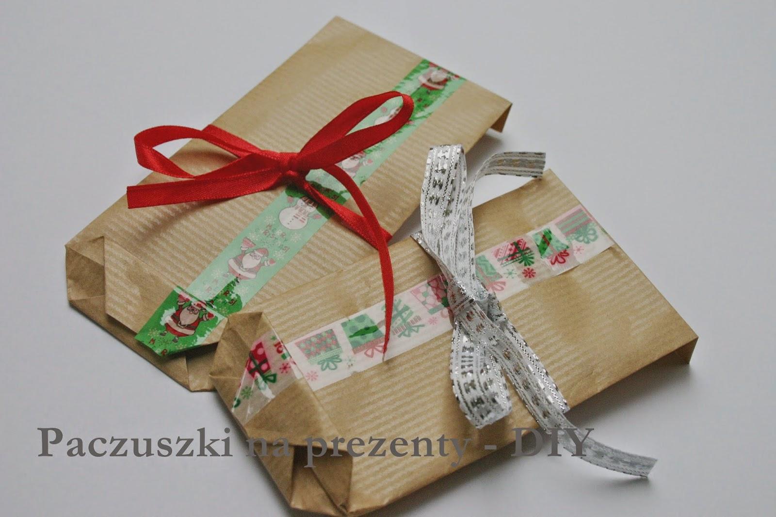 prezenty, paczka, świątecznie