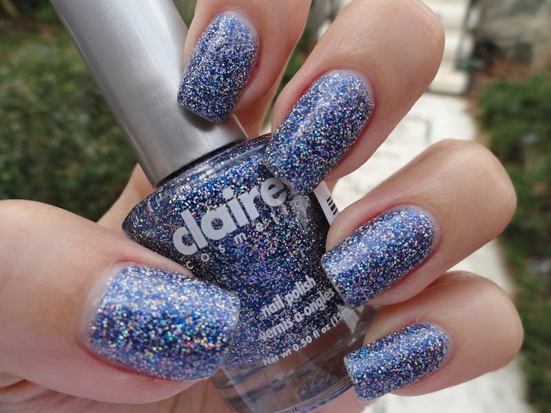 Nails Never Fails: NOTD Claire\'s Night Sky