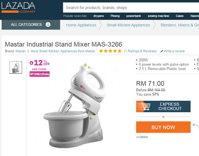 cara shopping melalui lazada, lazada malaysia, pengalaman shoping dengan lazada, shopping online lazada,