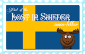 Lost in Sweden Moosletter