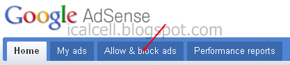 Allow & Block Ads - Google Adsense V3