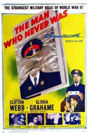 The Man Who Never Was [1956] [BBRip] [Subtitulada]