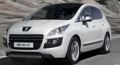 Peugeot 3008 ibrida
