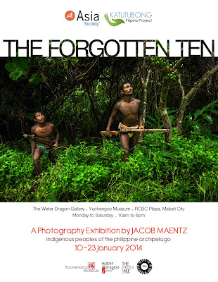 The Forgotten Ten Philippines Photo Exhibit
