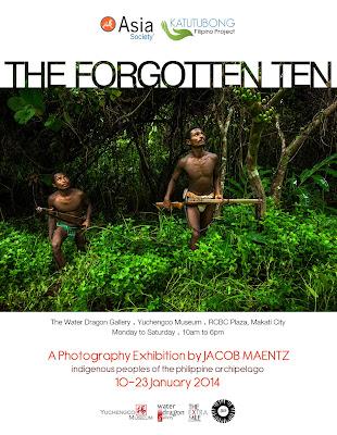 The Forgotten Ten Philippines Photo Exhibit