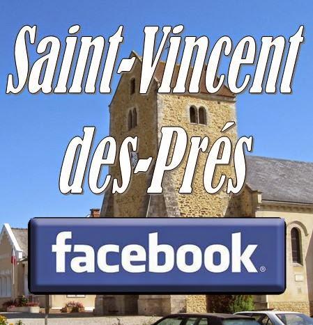 Saint-Vincent-des-Prés sur Facebook