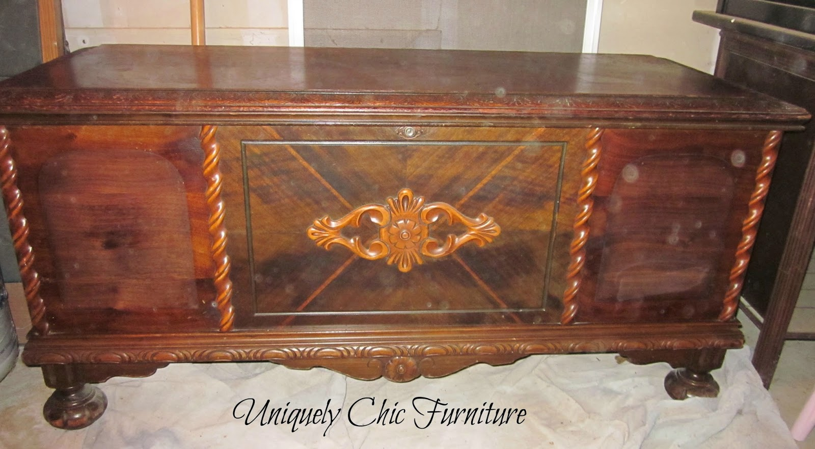 dating a lane cedar chest Shop trunks & blanket chests at  in the style of baroque date of manufacture circa 1830 period  mid-century cedar chest by lane featuring a.