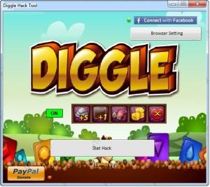Diggle Cheats and Hack v.1.73