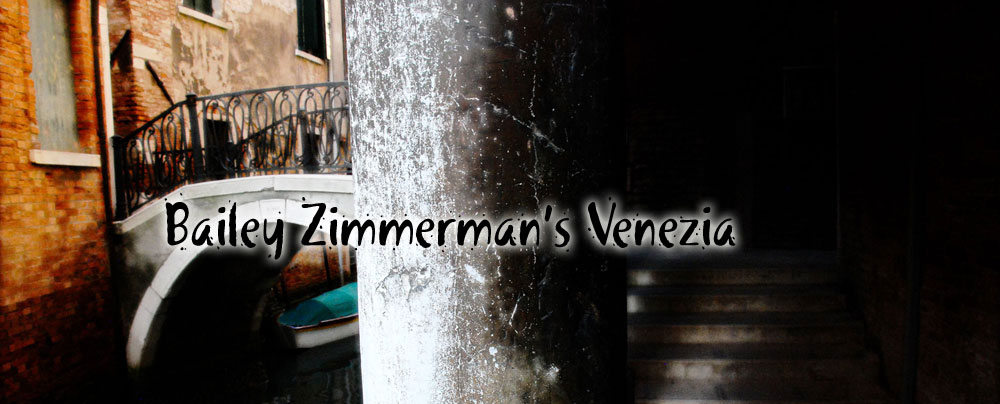 Bailey Zimmerman's Venezia