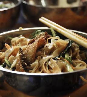 Các món trộn hấp dẫn ở Hà Nội