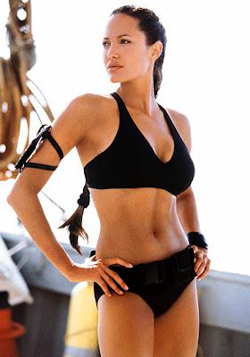 Angelina Jolie Bikini Pictures