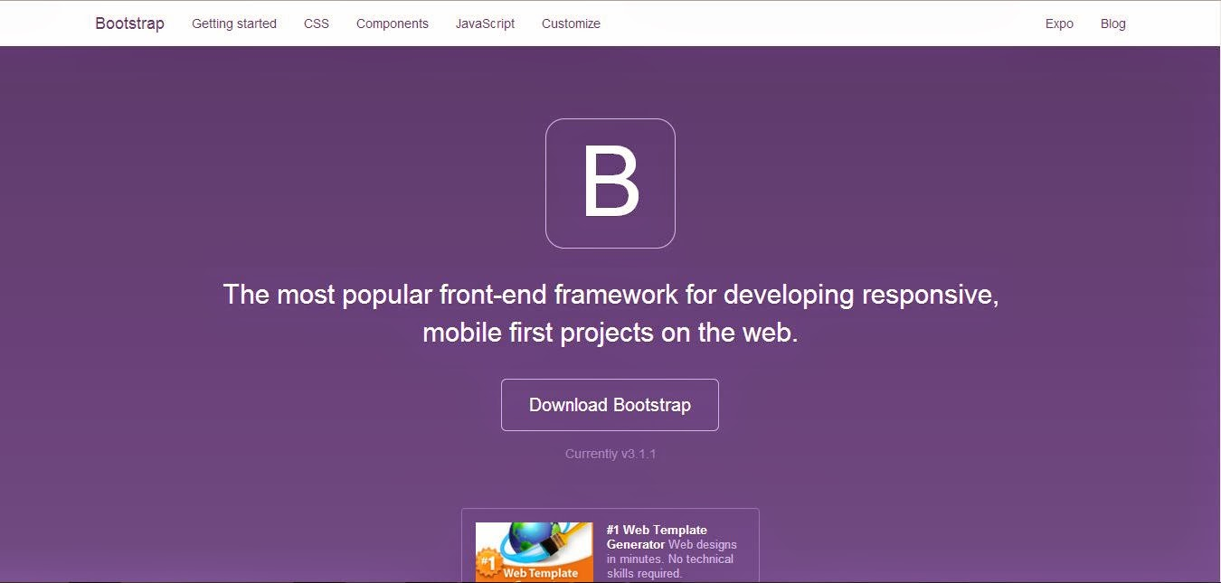 Gid How To Create An Awesome Web Page Using Bootstrap