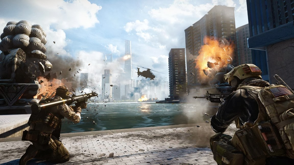 download crack multiplayer battlefield 4 pc