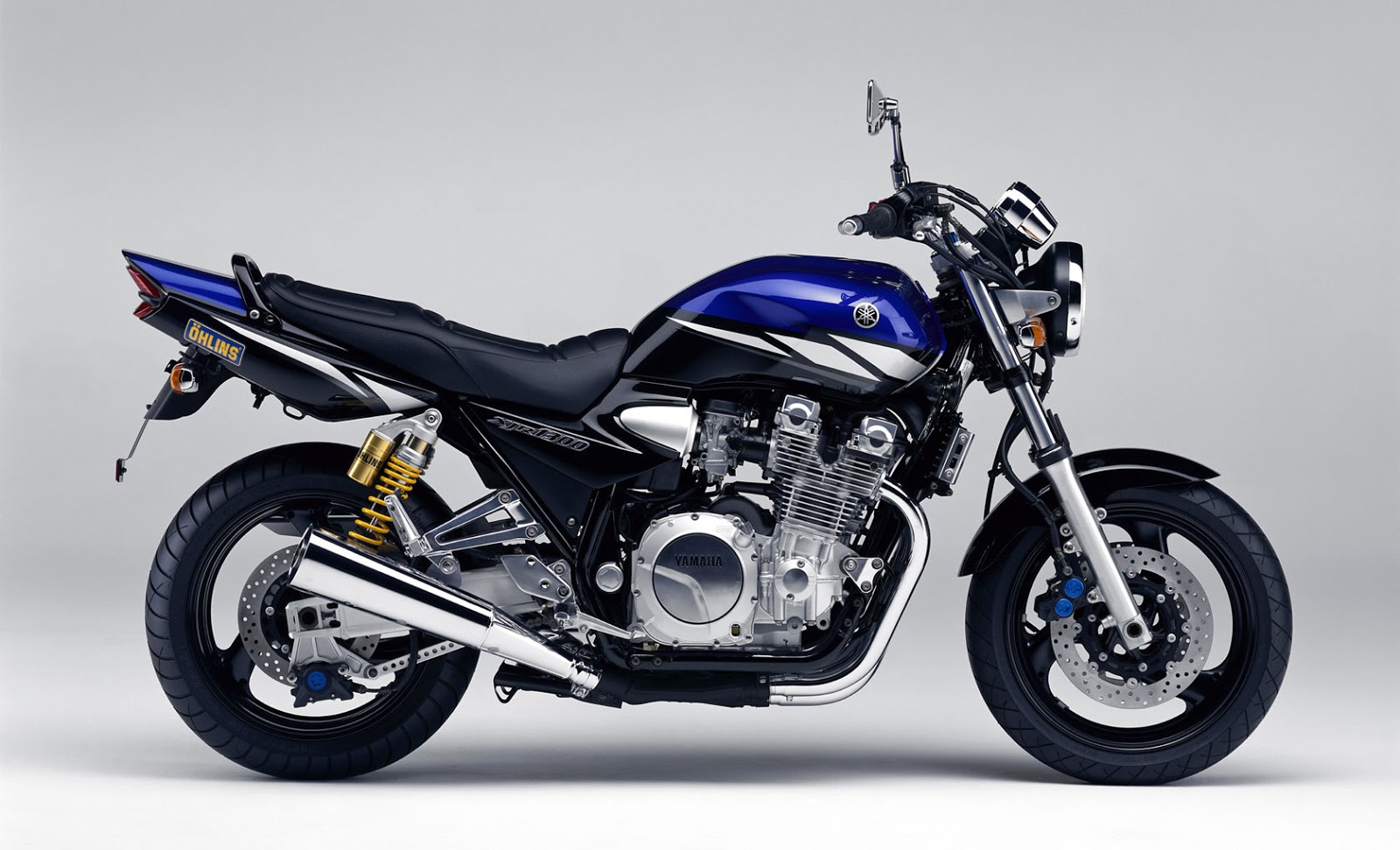 the legendary 2013 yamaha xjr1300