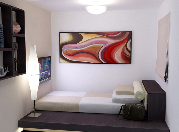 Guest room design ideas thought for Guest room decorating tips