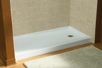 Prefabricated Finished Shower Pan