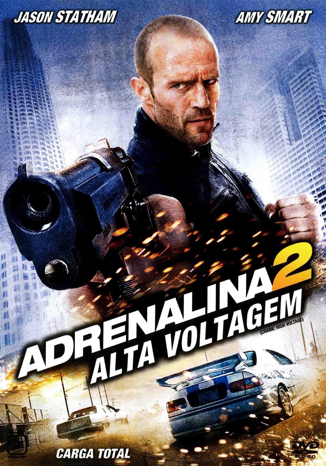 Adrenalina 2: Alta Vontagem Torrent - Blu-ray Rip 720p e 1080p Dual Áudio (2009)
