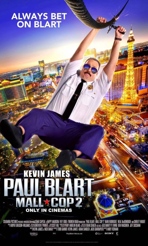 Superpoli en Las Vegas (2015)
