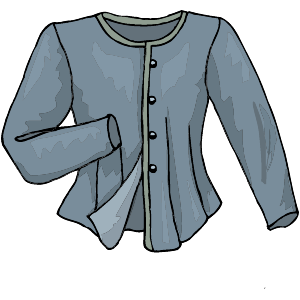 Vintage Blouse Vector