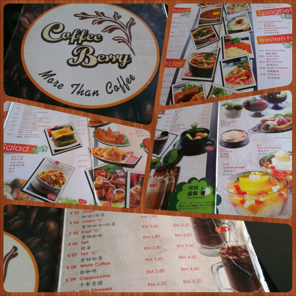 We Ped By This Cafe Few Times When Patronise Coco Steamboat Which Is On The Same Adjacent Road So Decided To Pay A Visit One Fine Sunny Day For