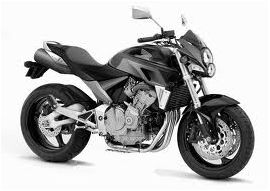 Financiamento Honda Hornet