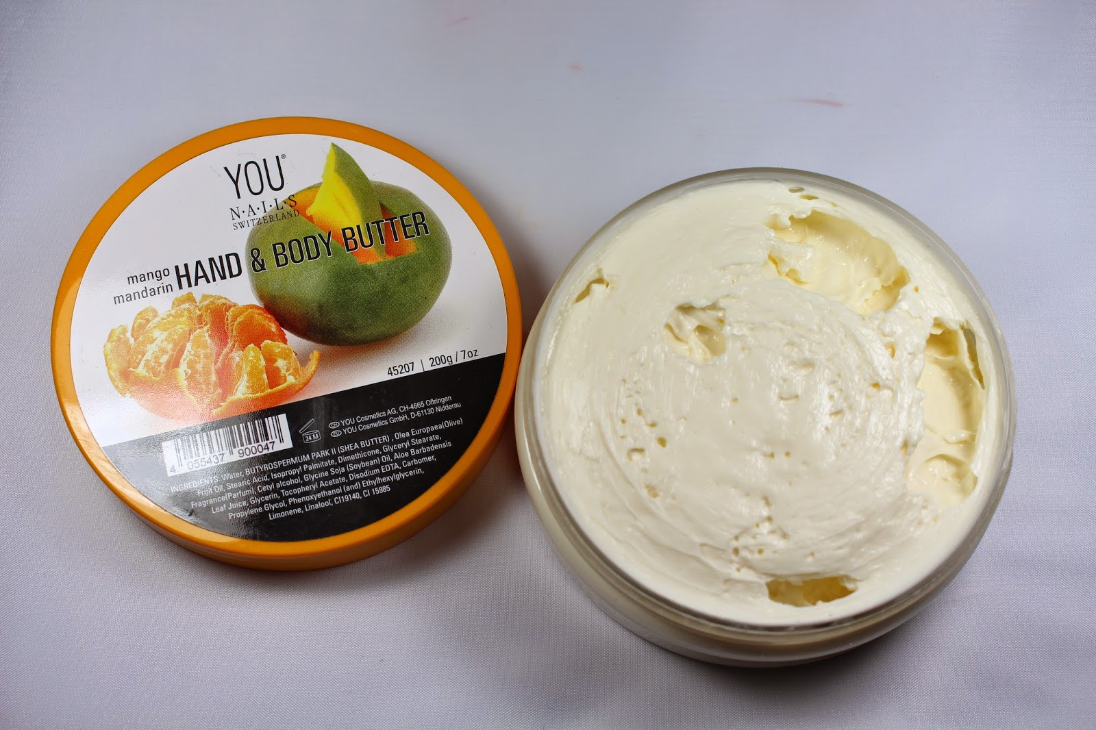 YOU Nails Switzerland Body Butter