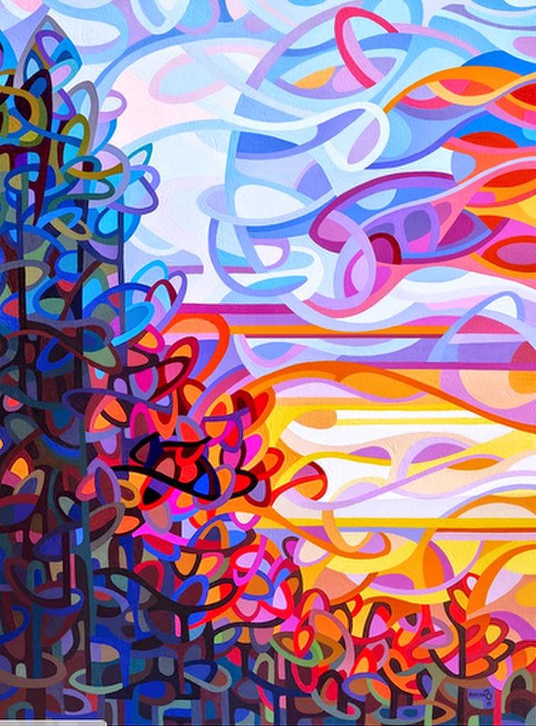 Cuadros modernos pinturas y dibujos im genes en hd para for Imagenes de cuadros abstractos para pintar