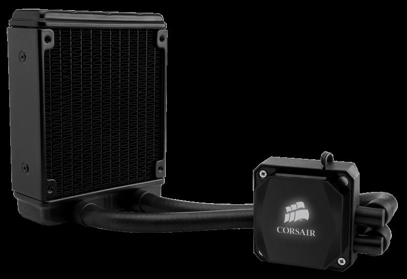 Corsair H80i H100i Liquid CPU Coolers | New Hydro Series screenshot 4