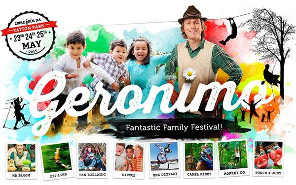 Geronimo Festival Family Day Ticket Giveaway