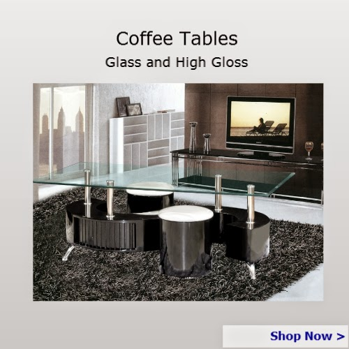 Glass / High Gloss Coffee Tables