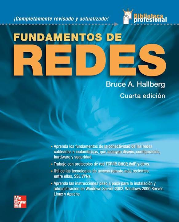 Librotecarios: Fundamentos De Redes Hallberg 4a Edición