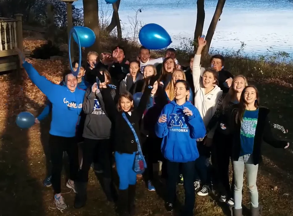 Watch our 2014 WDD video here!!