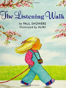 The Listening Walk - Children's Picture Book