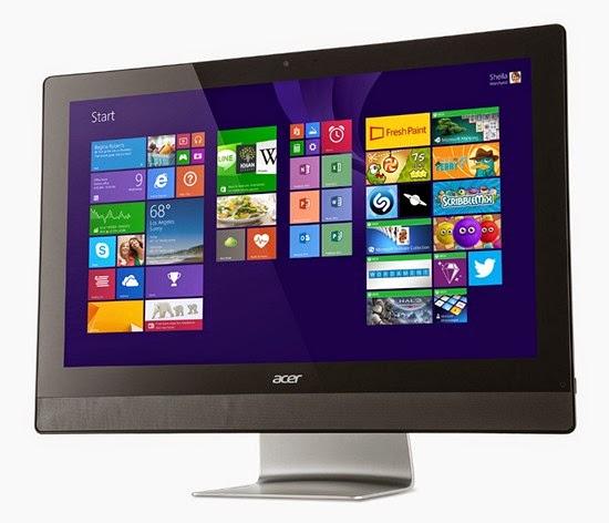 моноблок Acer Aspire Z3-615