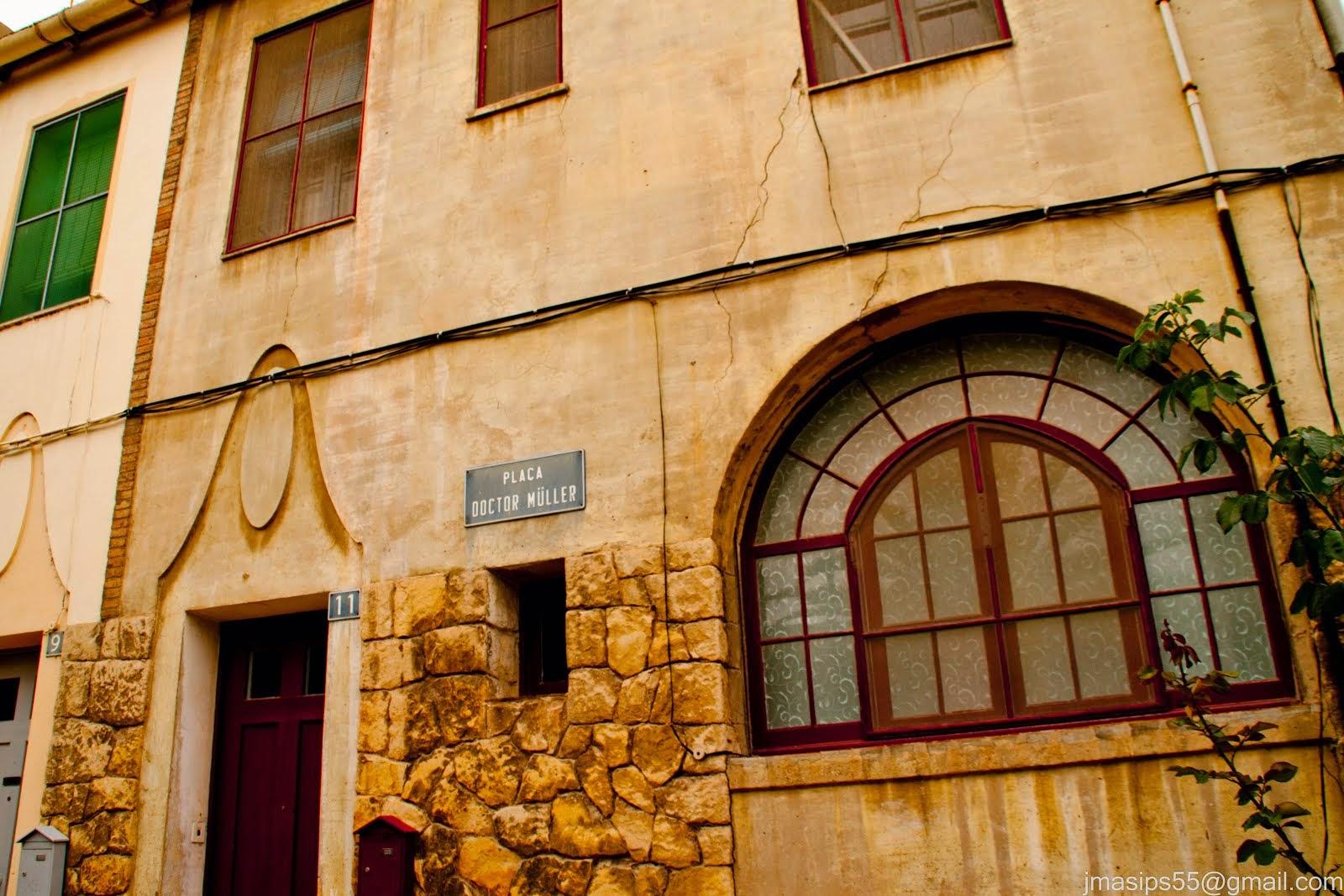 Patrimoni Industrial. La colònia Química.