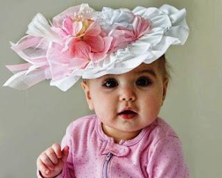 Foto Bayi Lucu Menggemaskan
