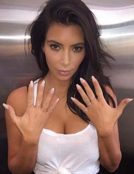 Kim Kardashian alliance by exchanging rings in honor of daughter