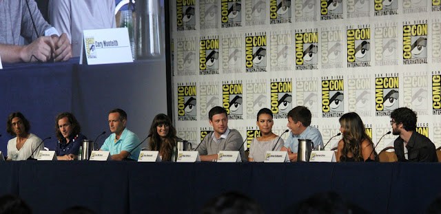Glee Comic-Con Panel