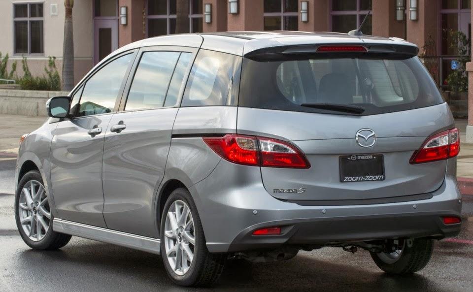 2015 Mazda 5 Minivan