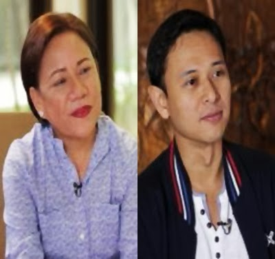 Senators Cynthia Villar and Sonny Angara on TNT