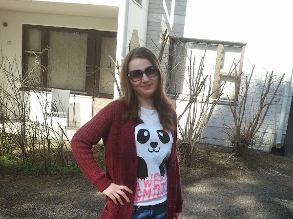 Comfy Spring Outfit #2014BloggerChallenge