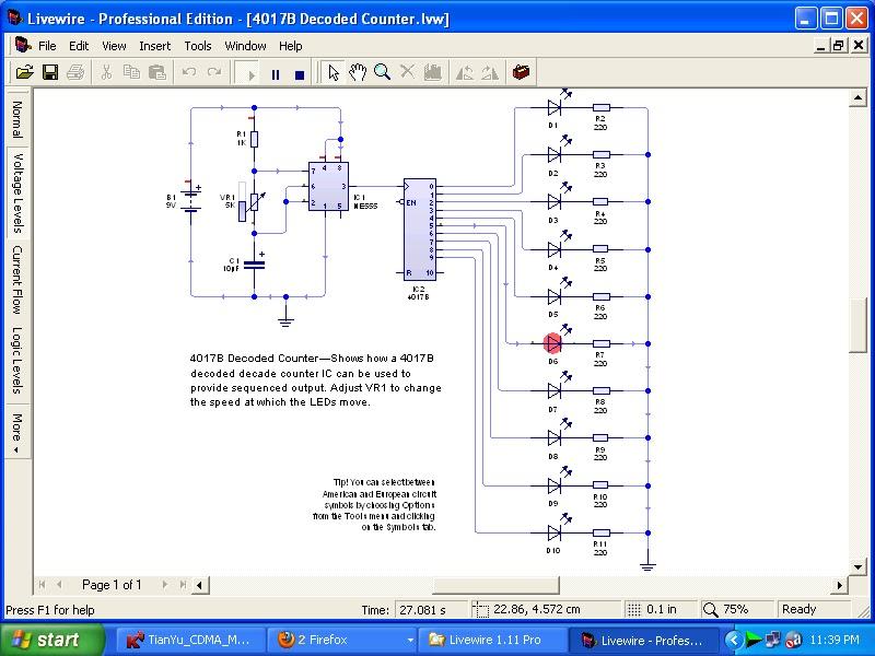 Membuat lampu Led berjalan (Running Led) | Belajar | Elektro, Robotika ...