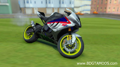 GTA SA - BMW S1000RR Limited