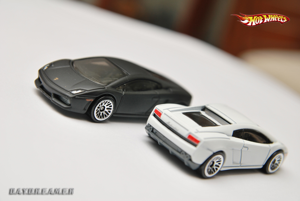 d a y d r e a m e r hot wheels lamborghini gallardo. Black Bedroom Furniture Sets. Home Design Ideas